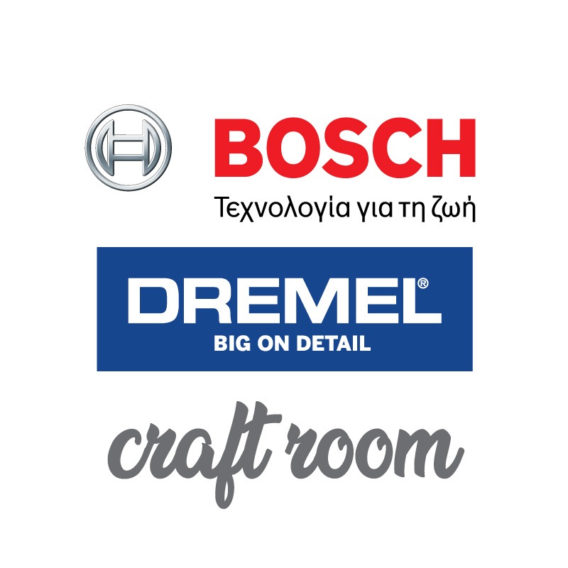 Bosch Dremel Craft Room